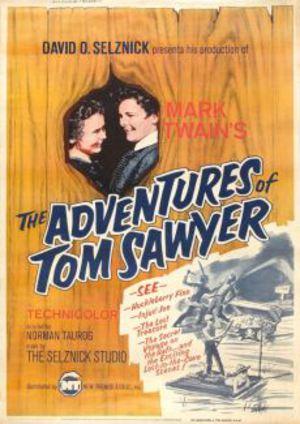 Tom Sawyers äventyr poster
