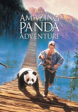 Äventyret med den fantastiska pandan poster