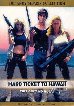 Hard Ticket to Hawaii poster