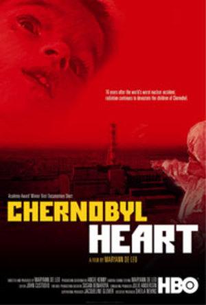 Chernobyl Heart poster