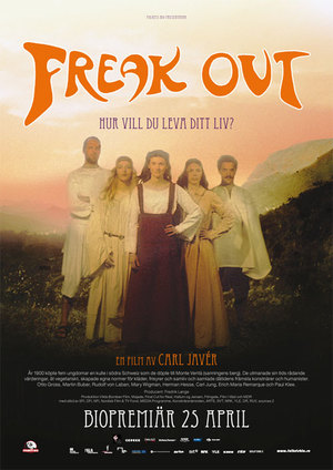 Freak Out! poster