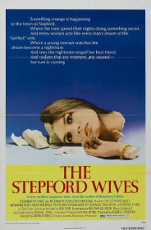 Fruarna i Stepford poster