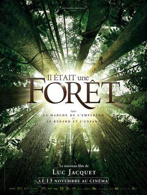 Det var en gång en skog poster