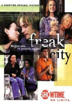 Freak City poster