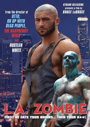 L.A. Zombie poster