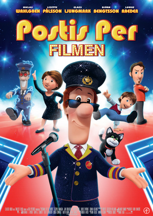 Postis Per - Filmen poster