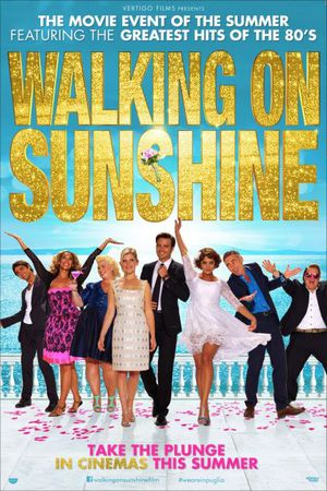 Walking on Sunshine poster