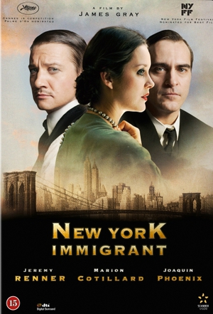 New York Immigrant poster